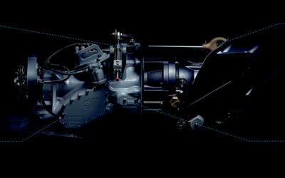 HAMILTON HTX-30 er den første jetten i en ny grensesprengende serie vannjetter fra Hamilton jet